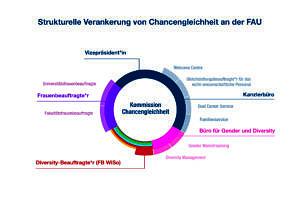 Strukturelle Veankerung von Chancengleichheit an der FAU